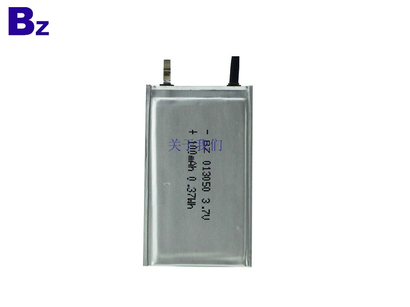 100mah Ultra Thin Battery