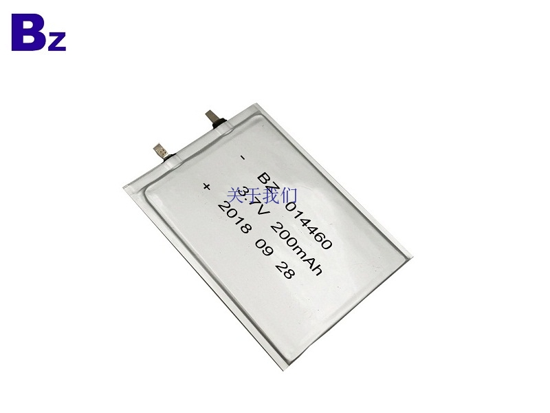 Super Thin Battery for Electronic Access Card