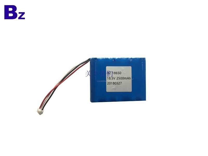 18650-5S 2500mAh 18.5V 5C Li-ion Battery
