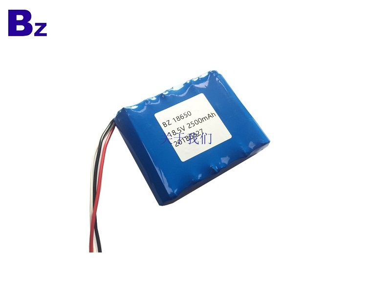 18650-5S 2500mAh 18.5V Li-ion Battery