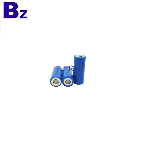 5000mAh 3.2V Cylindrical LiFePO4 Battery Cell