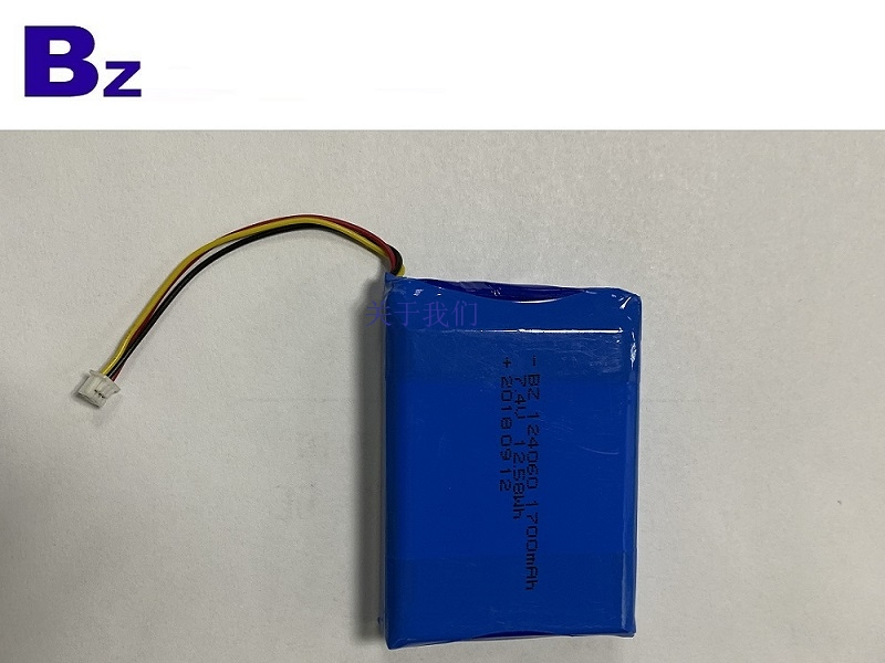 Lipo Battery for Electrically Heated Gloves