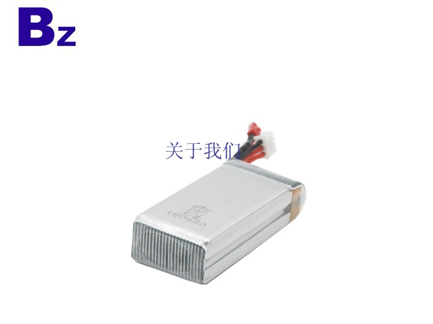 1200mah 7.4v High Rate Lithium Polymer Battery For RC Models