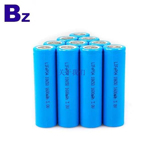 3.2V Rechargeable LiFePO4 Battery Pack